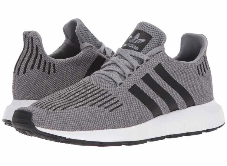 92c4d1a03aa Tenis adidas Swift Run Gris negro  28 Y 28.5 Cm Originales ...