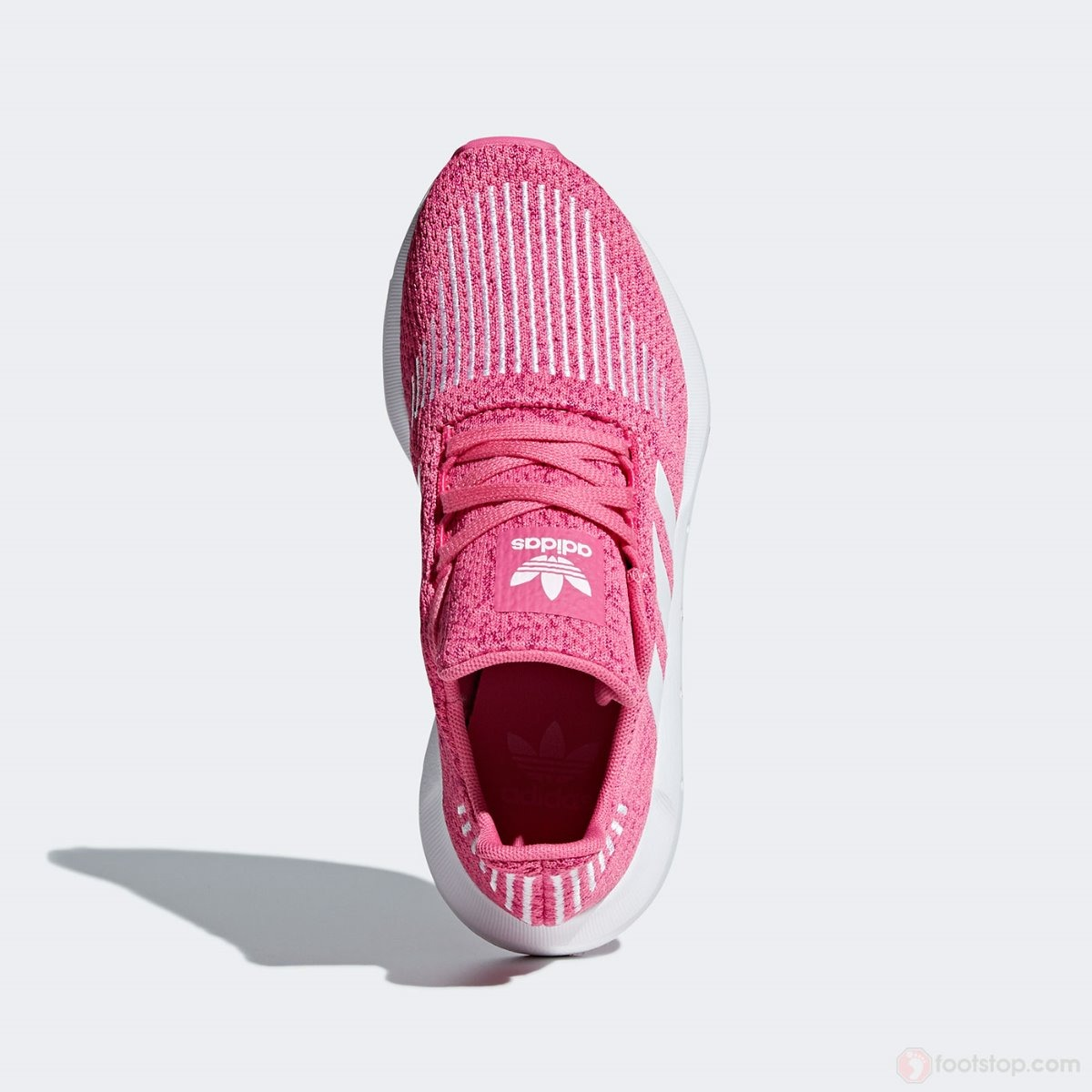 8765243c48efb Tenis adidas Swift Run Rosa .)   23.5