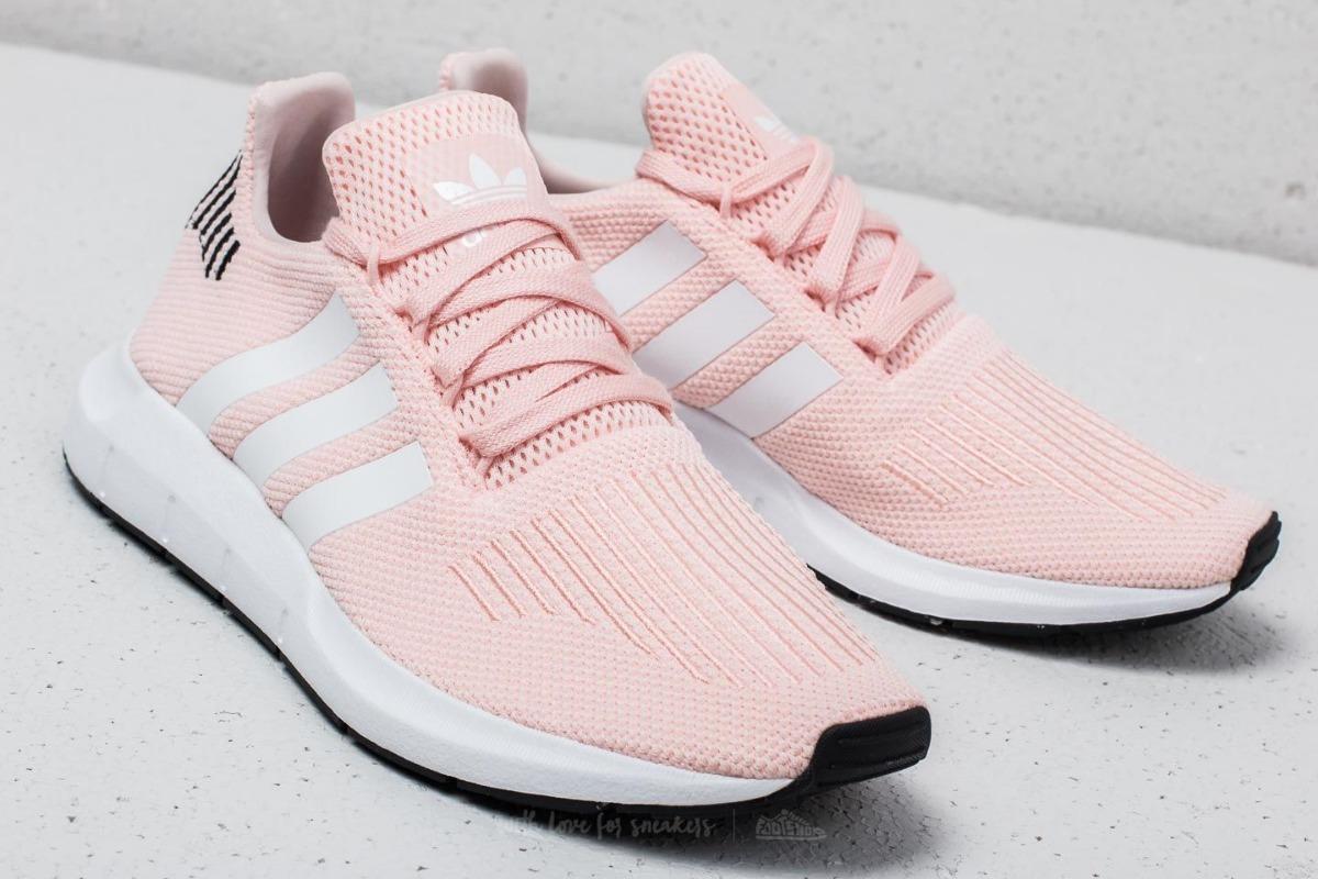 tenis adidas swift run rosa original nota fiscal e garantia. Carregando  zoom. 6c732226ed902