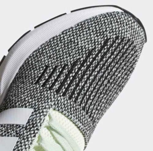 2f7944211 Tenis adidas Swift Run Verde C  Negro ( 7.5 Mx) Incluye Caja ...