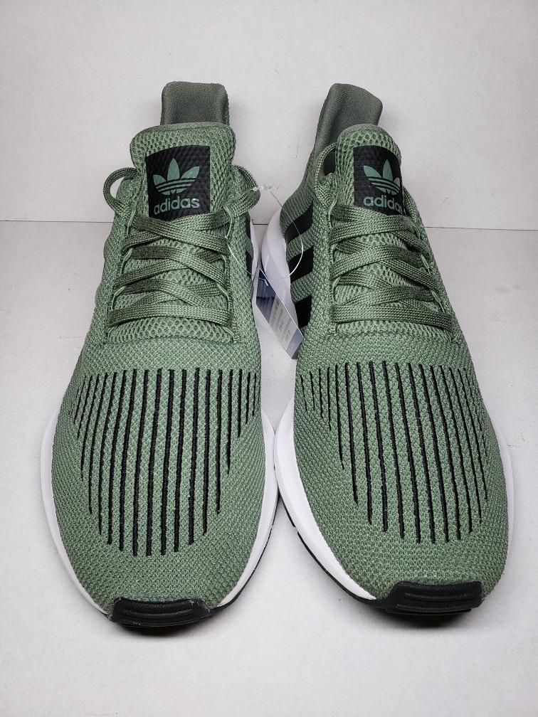 Run Verde Swift Tenis Adidas Militar QxrCBoedW
