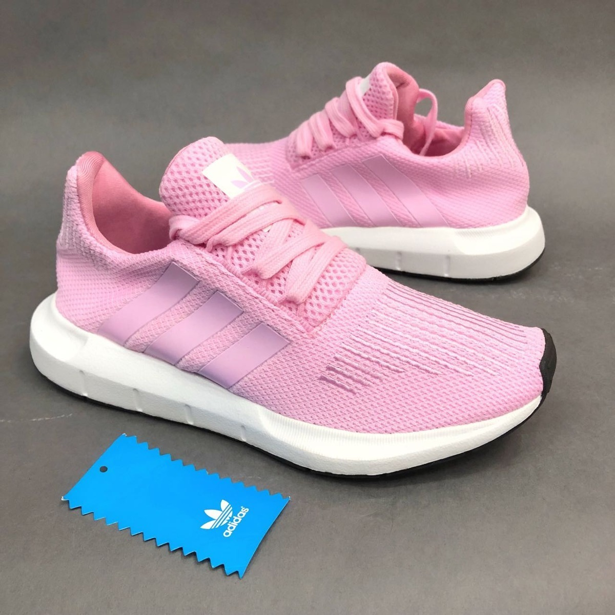 Tenis Todas Rosadas 2018 Para Zapatillas Adidas Swift Dama p4qwn1pr