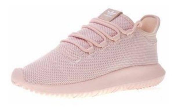 adidas tubular rosas