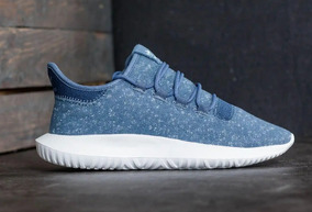 adidas tubular shadow azul