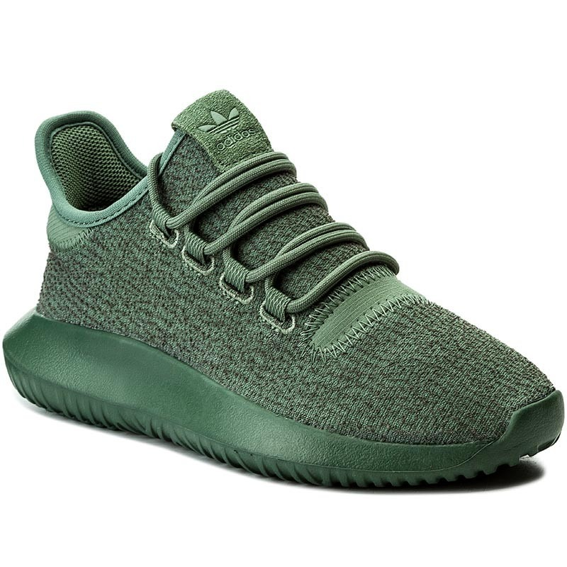 best sneakers f122a dc0e0 Tenis adidas Tubular Shadow Verde