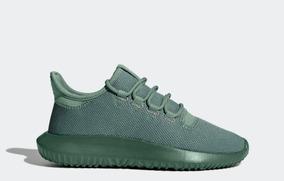 adidas tubular verdes