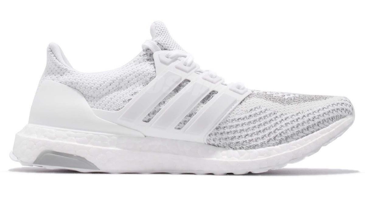 new concept 3a205 ec142 Tenis adidas Ultra Boost 2.0 Triple White Ltd 3m 42