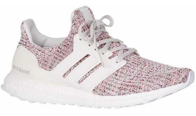 new product 8d91f f7e08 Tenis adidas Ultra Boost 4.0 Candy Cane Christmas Red Velvet