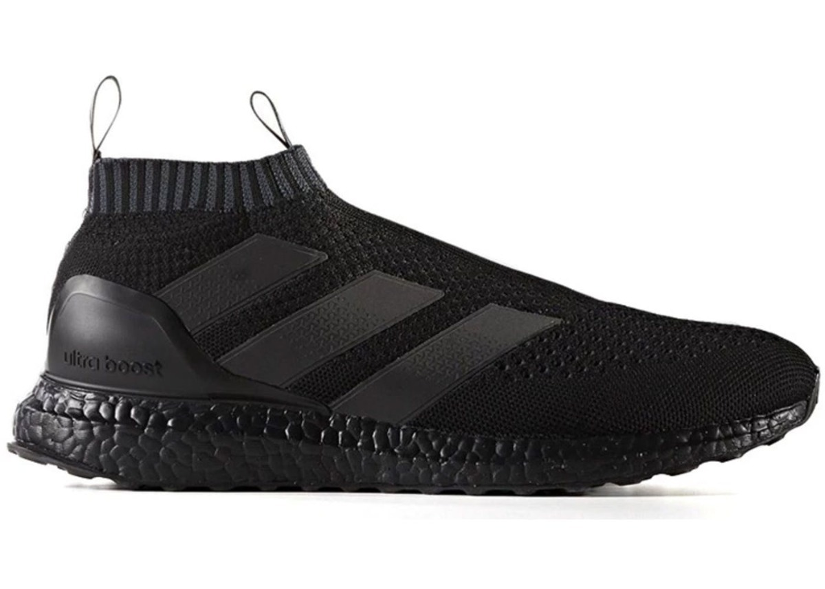 tenis adidas ultra boost ace 16 purecontrol triple black. Black Bedroom Furniture Sets. Home Design Ideas