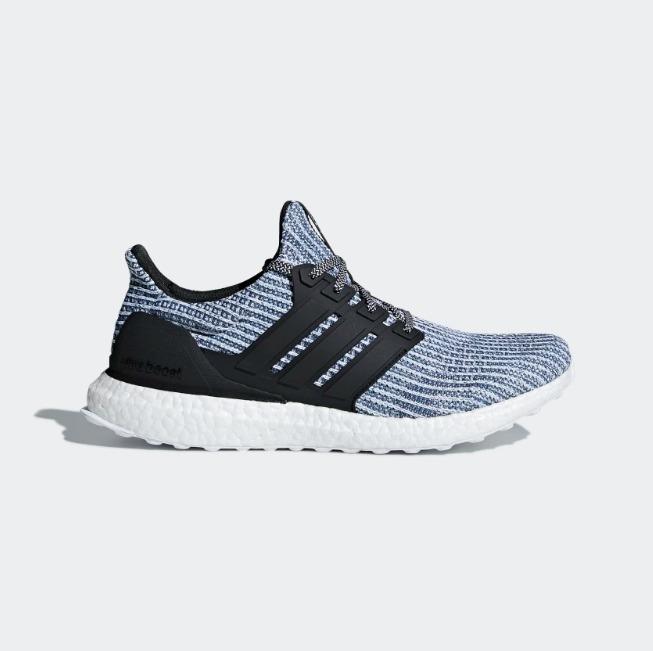 zapatillas adidas ultraboost hombre running azul