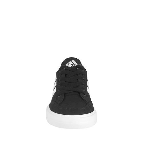 tenis  adidas unisex textil negro con blanco g17469
