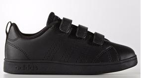 Tenis adidas Velcro Niños New Originales 100%