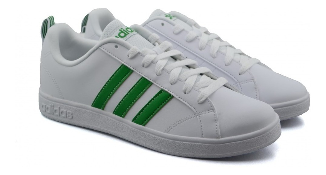 Vs Blanco Advantage Tenis Envío Verde adidas Gratis 4RAL5j3q