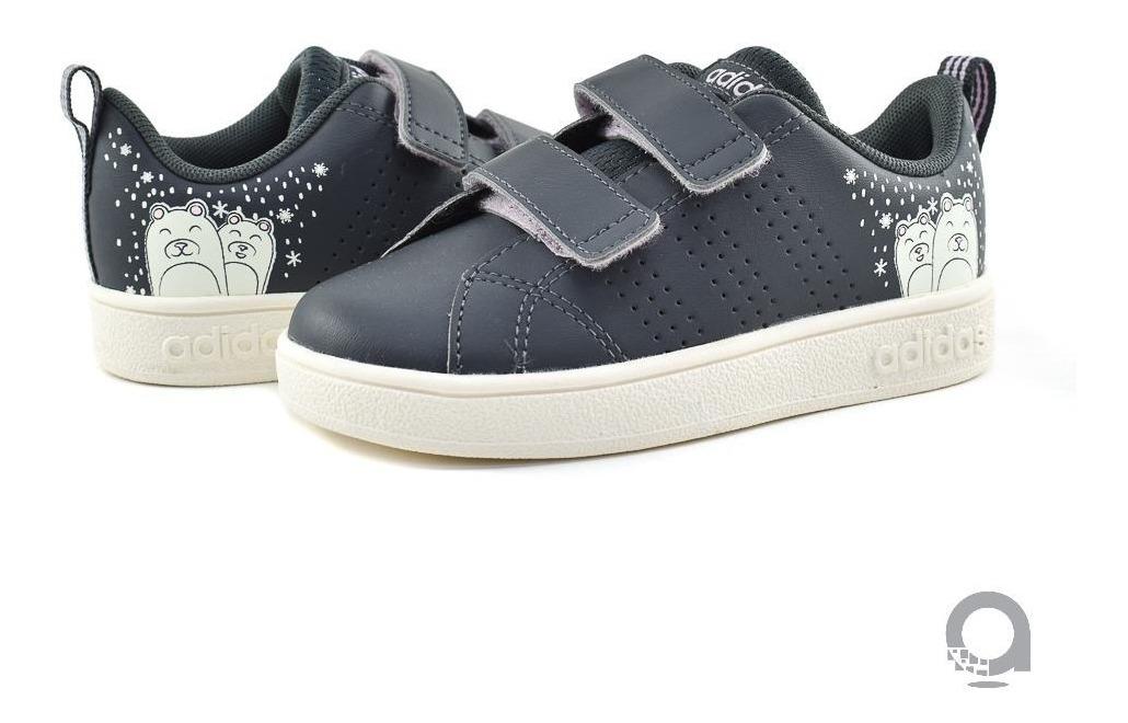 comprar lo mejor mejores zapatillas de deporte moda caliente Tenis adidas Vs Advantage Clean - Gris - Bebe - F36371 - $ 699.00 ...