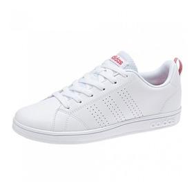 Tenis adidas Vs Advantage Clean K Bb9976 Originales.