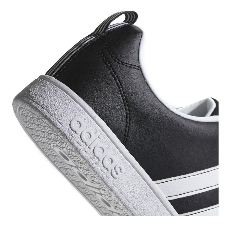 Tenis adidas Vs Pace Caballero 100% Original Negro Casualesdeportivos Comodos