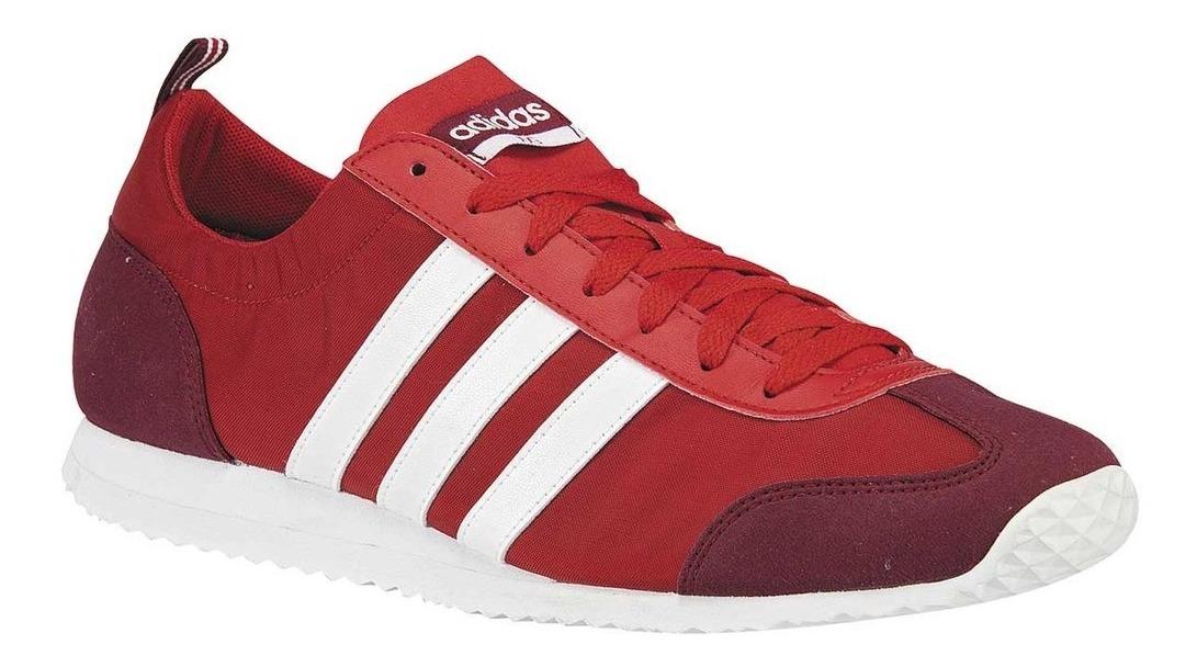 Tenis adidas Vs Jog Neo Aq1349 Red Retro Originales Remate