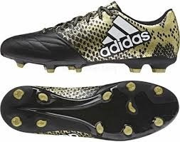 tenis adidas x 16.3 fg leather soccer para caballero af3131