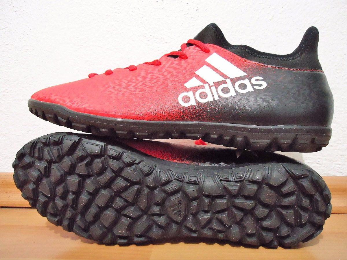 Tenis adidas X 16.3 Para Futbol Rapido, Num. 8.5mx
