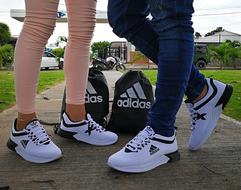 zapatillas unisex adidas