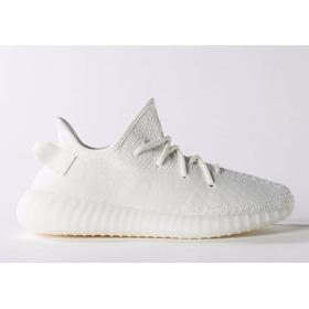 Tenis adidas Yeezy Boost 350 V2 Branco Creme Cp9366 Original