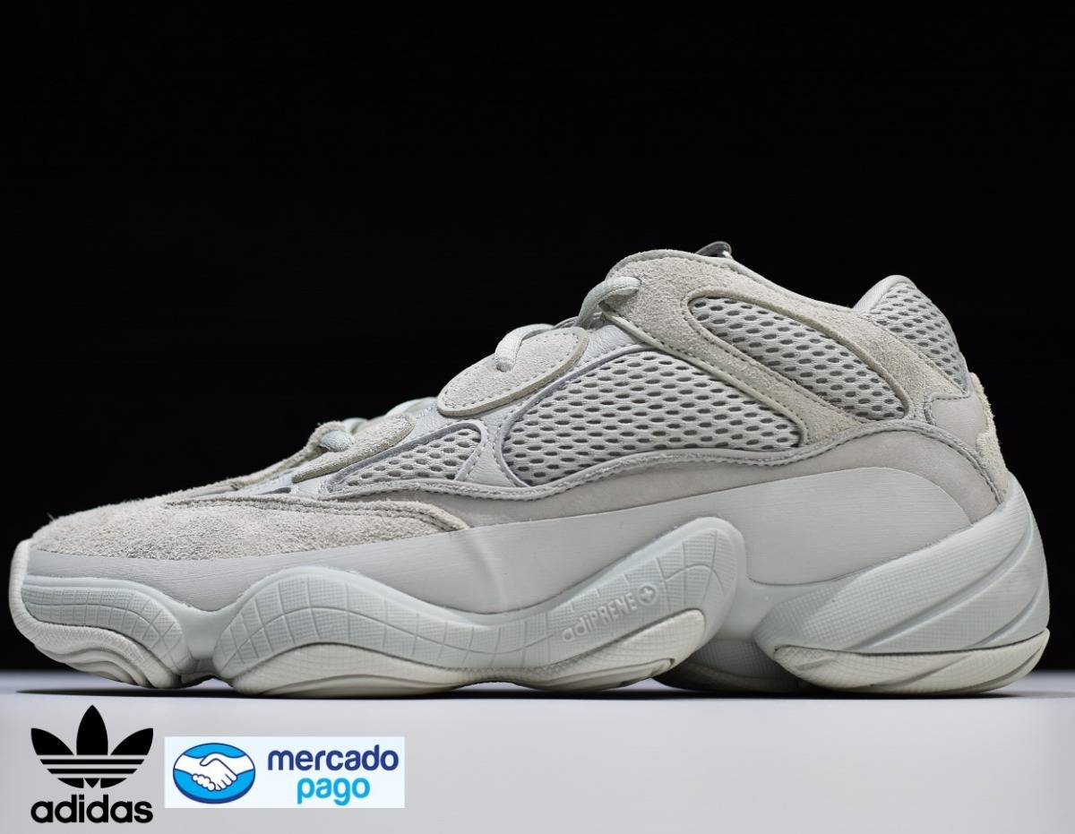 timeless design 020bd 9fee2 Tenis adidas Yeezy Boost 500 Salt