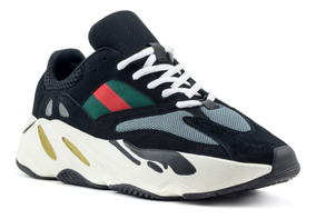 finest selection 4117c 43060 Tenis adidas Yeezy Boost 700 Negros Con Blanco Unisex.