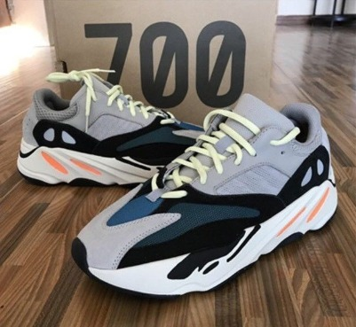 Tenis adidas Yeezy Boost 700 Wave Runner Kanye West Original
