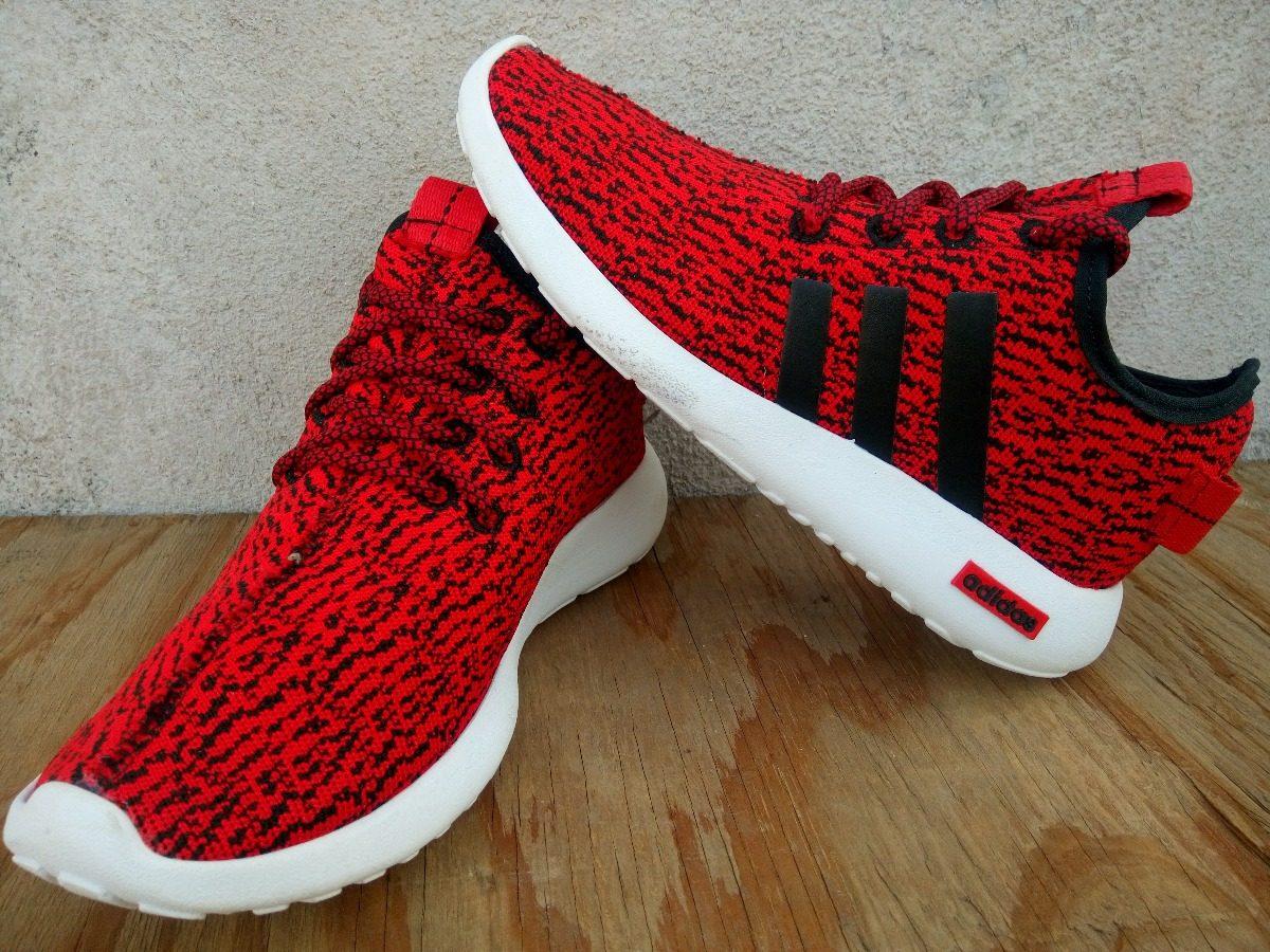 tenis adidas yeezy rojo