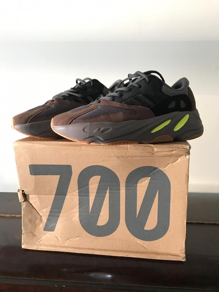 045f06bbf790f tenis adidas yeezy wave runner 700 mauve 42 43 c  caixa. Carregando zoom.