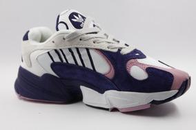 Tenis adidas Yung 1 Dragon Ball Z Freezer