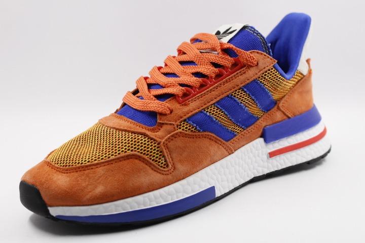 half off 52004 4b1d9 tenis-adidas zx 500 rm - dragon ball z goku ...