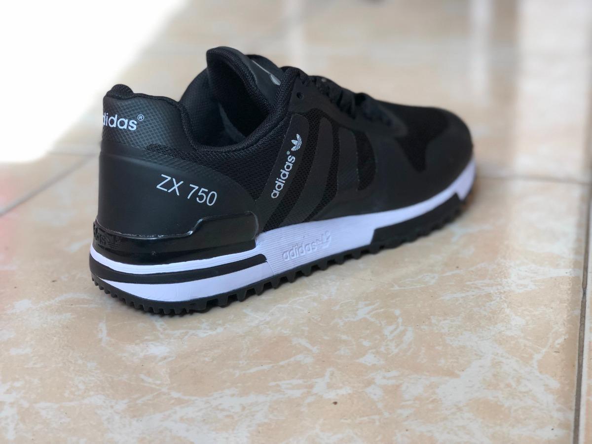 best value b2f7e 3dae7 tenis adidas zx 750 negro. Cargando zoom.