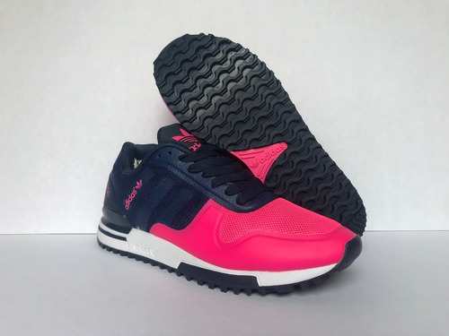 tenis adidas zx 750 pink dama