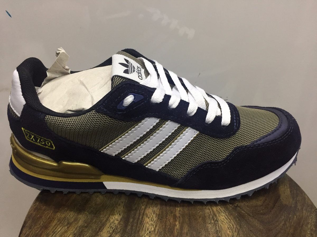 new style 87587 b4604 adidas zx 750 pelle marroni