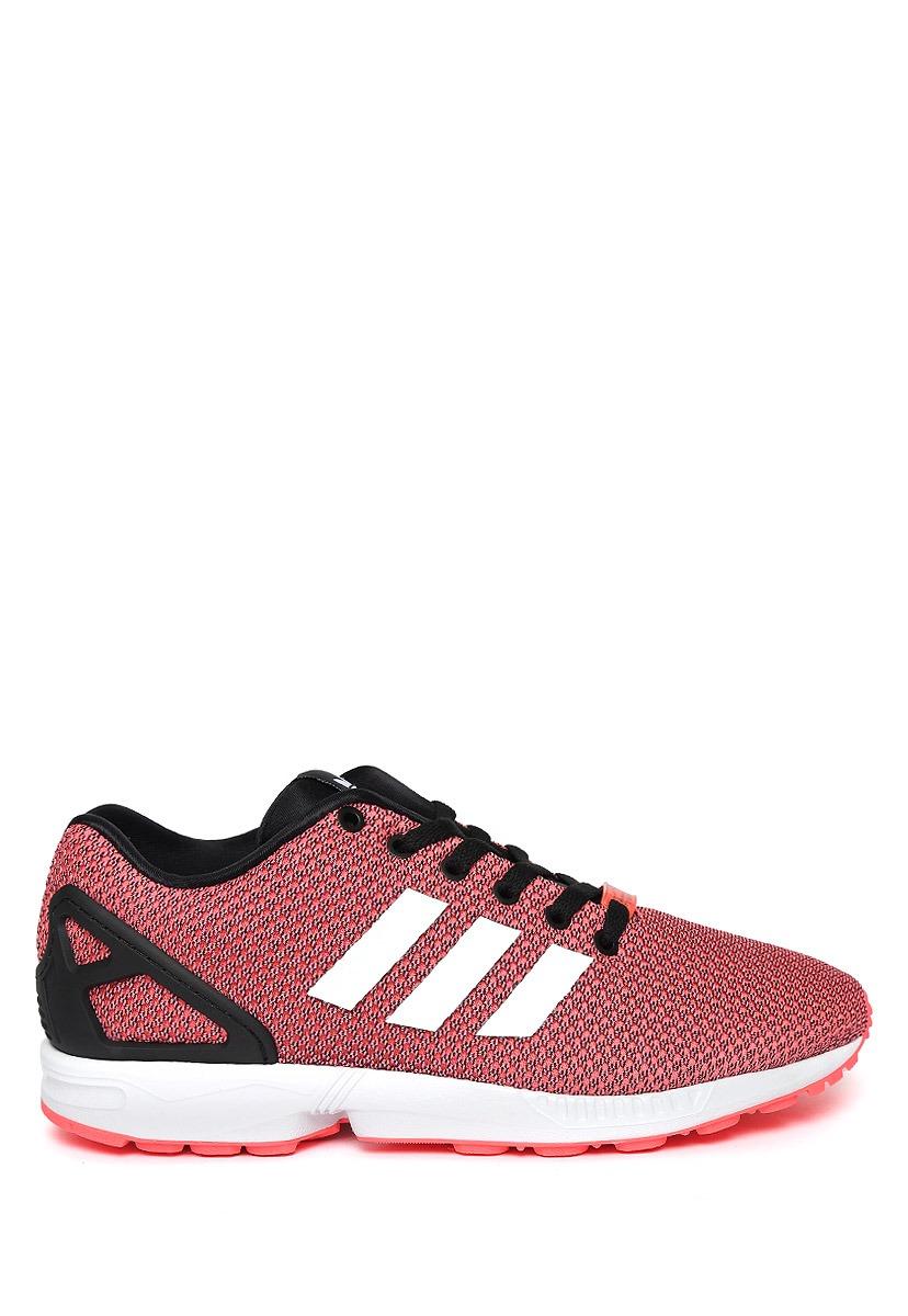 158c402c1aa Tenis adidas Zx Flux - adidas - 934932 - Rosa -   1