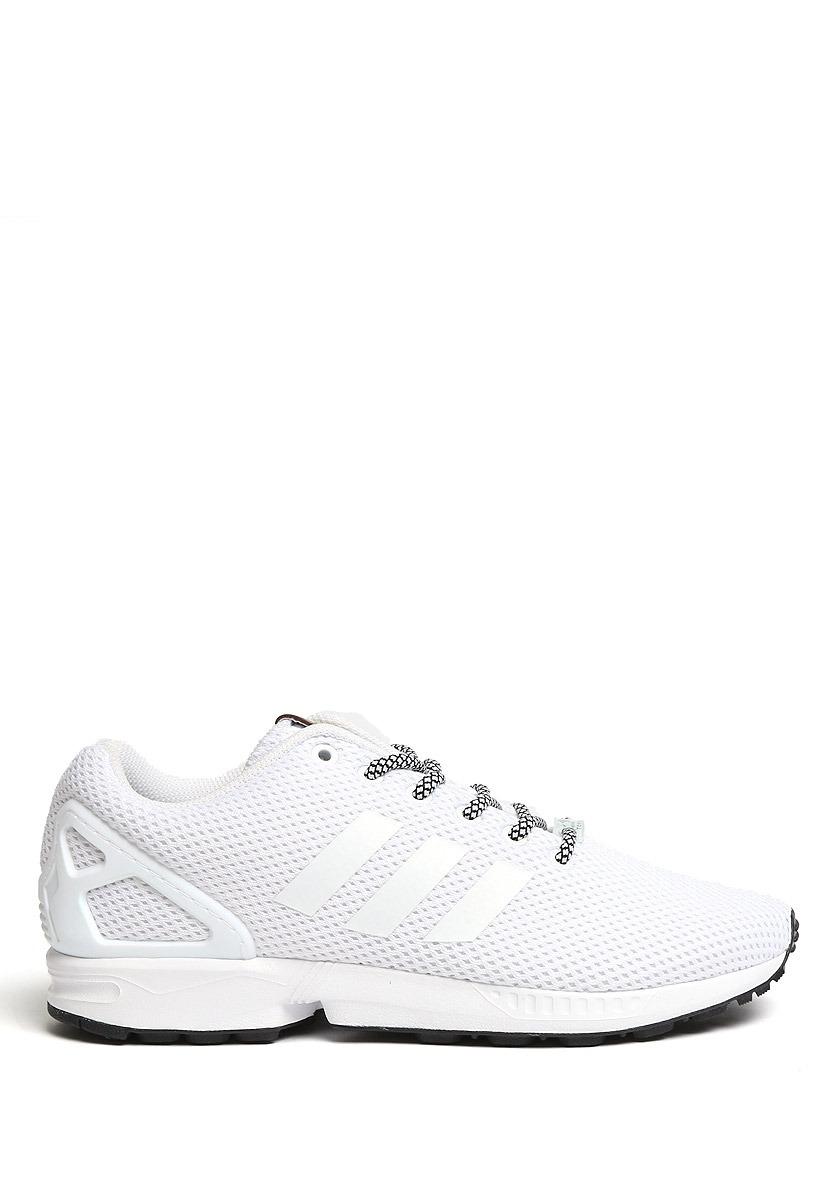 adidas zx flux blanco