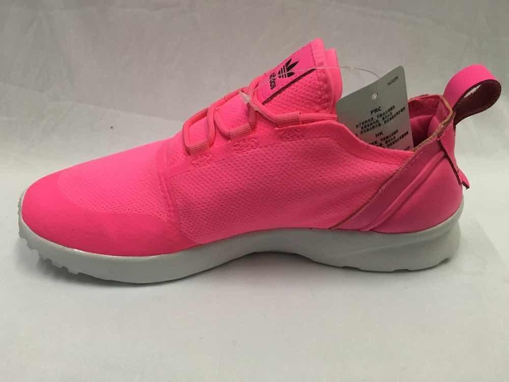 sale retailer 7648e 2b9e2 ... coupon for tenis adidas zx flux adv virtue rosa blanco dama. cargando  zoom. 8cc9a