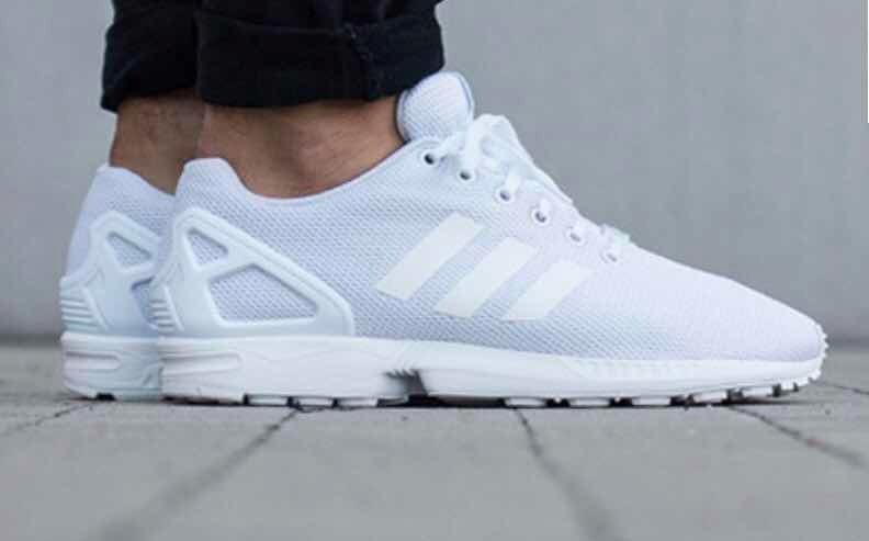 Adidas ZX blanco