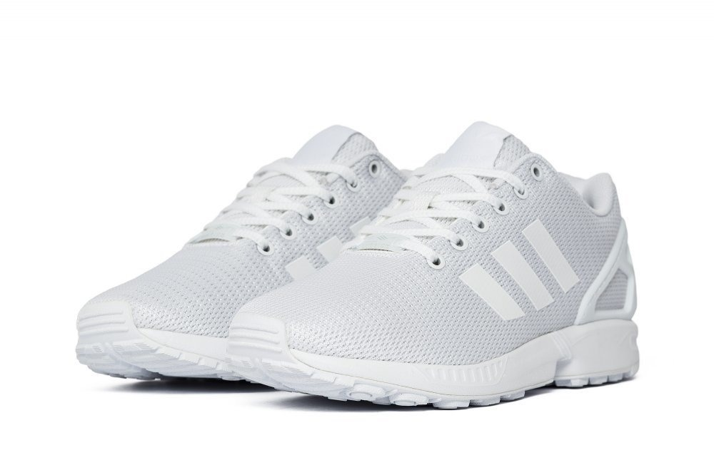 salir colorante Inmuebles  adidas zx flux blancas > Clearance shop