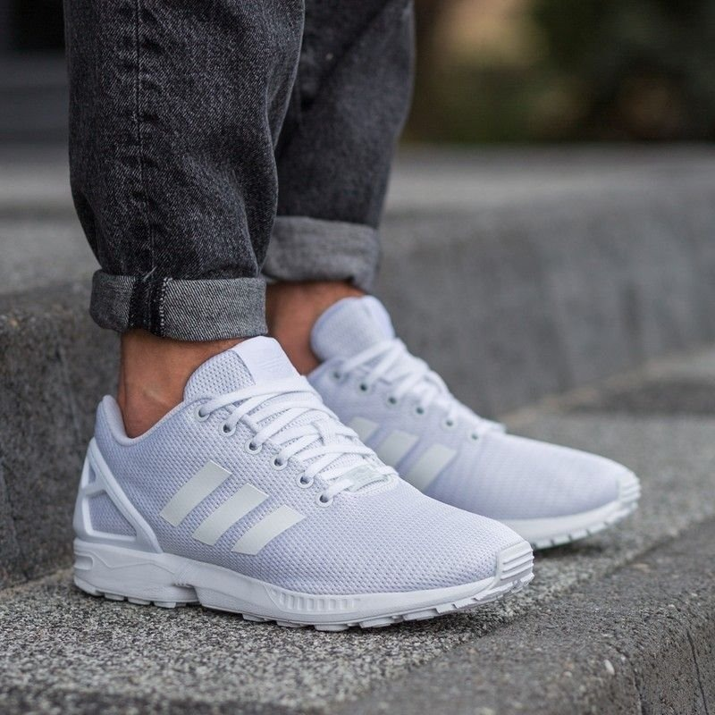 adidas zx blancas