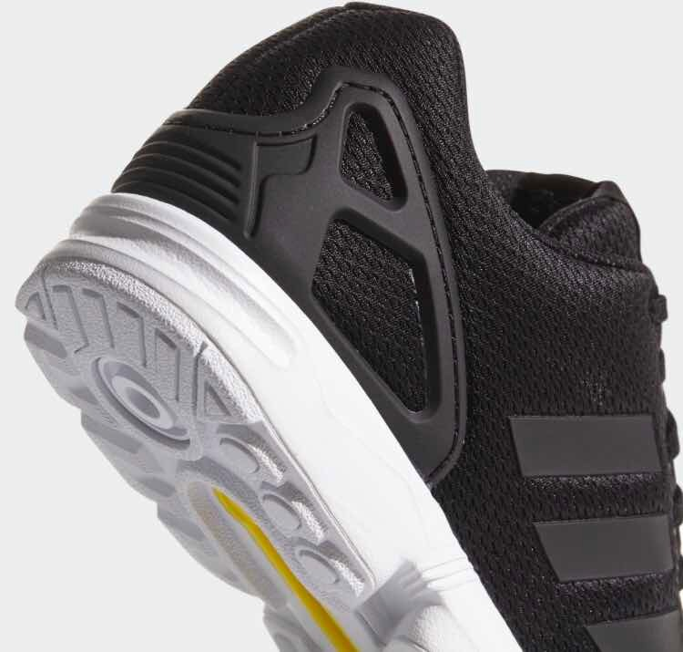 2c5d638e168 Tenis adidas Zx Flux Negro C  Blanco ( 27 Mex) Incluye Caja ...