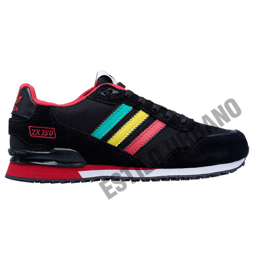 tenis adidas zx750 masculino varias cores yeezy boost branco