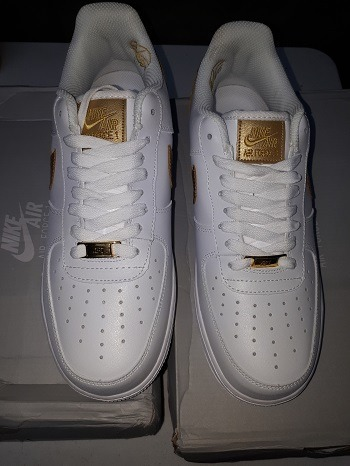 huge inventory 2a2bf ebd5c tenis air force one cr7 cristiano ronaldo nuevos en caja