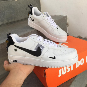 new product ad483 9faa4 Tenis Air Force One Utility Just Do It Unisex Envio Gratis