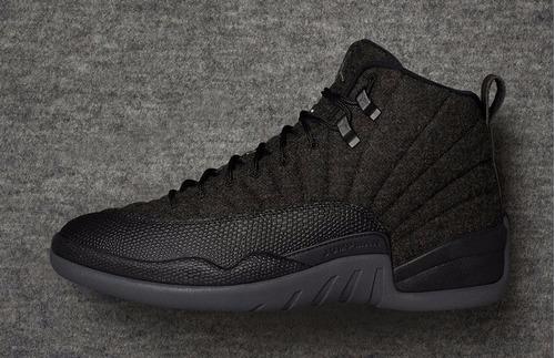 Air Jordan 12 negro