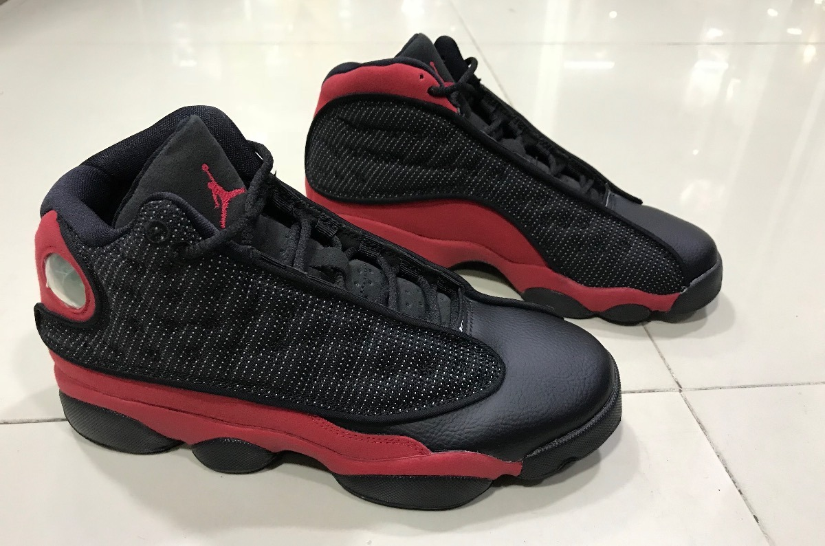 super popular 4e537 bbf93 tenis air jordan 13 retro bg (gs) bred 2017 414574-004. Cargando zoom.