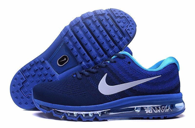 air max 2017 azules