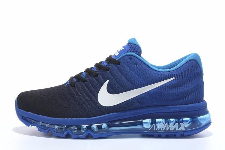 air max 2017 azul