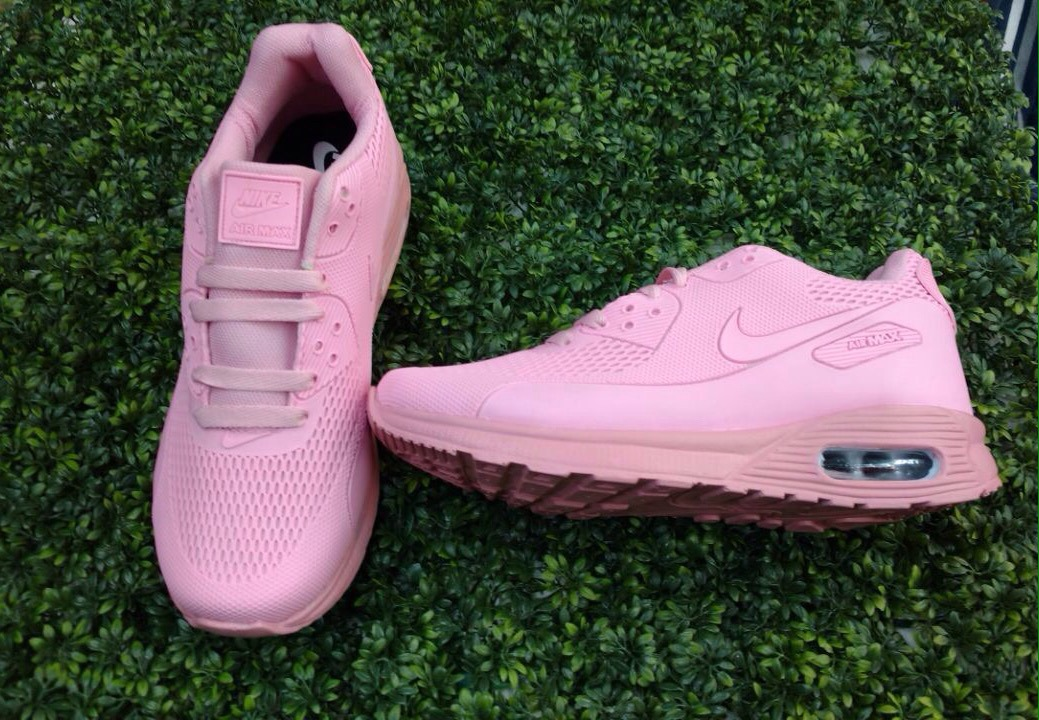 buy online c6927 da276 ... shopping tenis air max 90 para dama rosa pastel 6. cargando zoom. c53e6  1ab2e netherlands tenis nike ...
